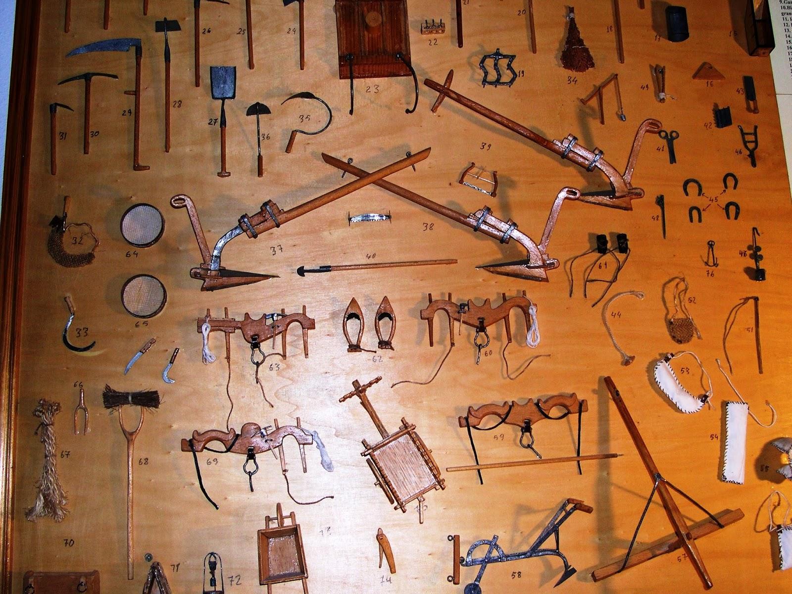 Un tema mil preguntas herramientas y aperos de labranza - Aperos agricolas antiguos ...