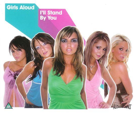 Girls Aloud - I'll Stand By You Lyrics - YouTube