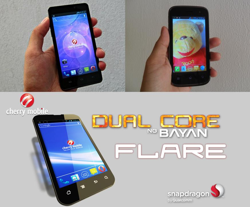 Cheapest Dual-Core Android Phones in the Philippines. Cherry Mobile