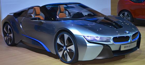 BMW i8 Concept Spyder Fiyatı