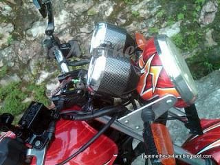 Modif Honda Megapro