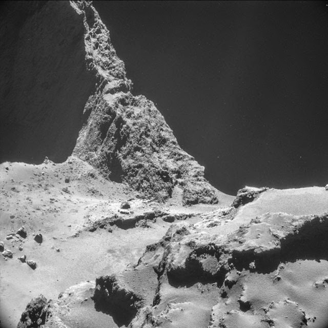 NAVCAM top 10 at 10 km – 10 by European Space Agency