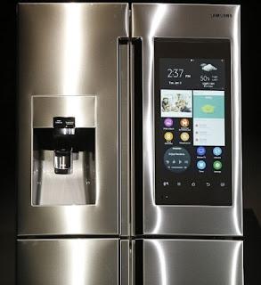Το ψυγείο της Samsung 'Family Hub'