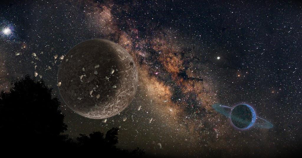 Misteri Tentang Pembentukan Bumi dan Galaksi | AGEN BOLA ...