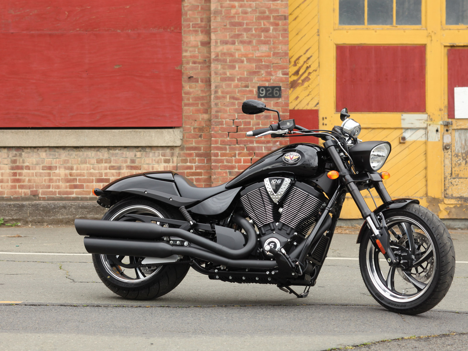 Havey Bikes Victory Motorcycles 2013