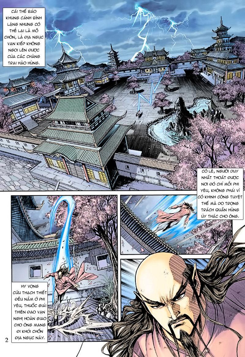 Tân Tác Long Hổ Môn chap 165 - Trang 2