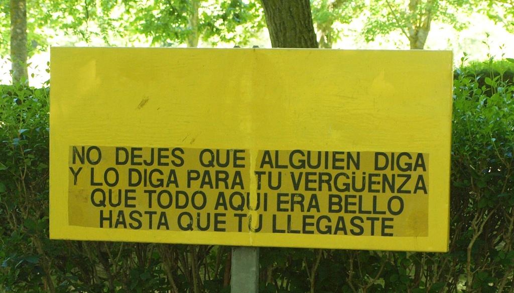 Amb permís del Monestir de Iranzu (Navarra):