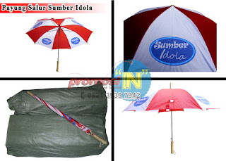 Bikin Payung Murah, Buat Payung Promosi Murah, Payung Promosi Murah, payung salur murah