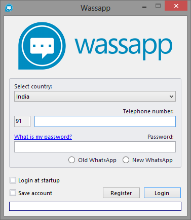 How To Use Whatsapp On A Computer Using Wassapp For Pc Client