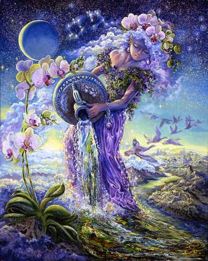 New Moon In Aquarius ~ January 20