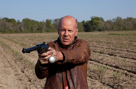 Bruce Willis en 'Looper'