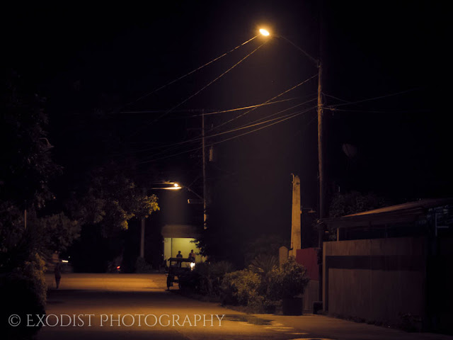 Cinema Look - Creating Street Light Haze, © Exodist Photography, All Rights Reserved