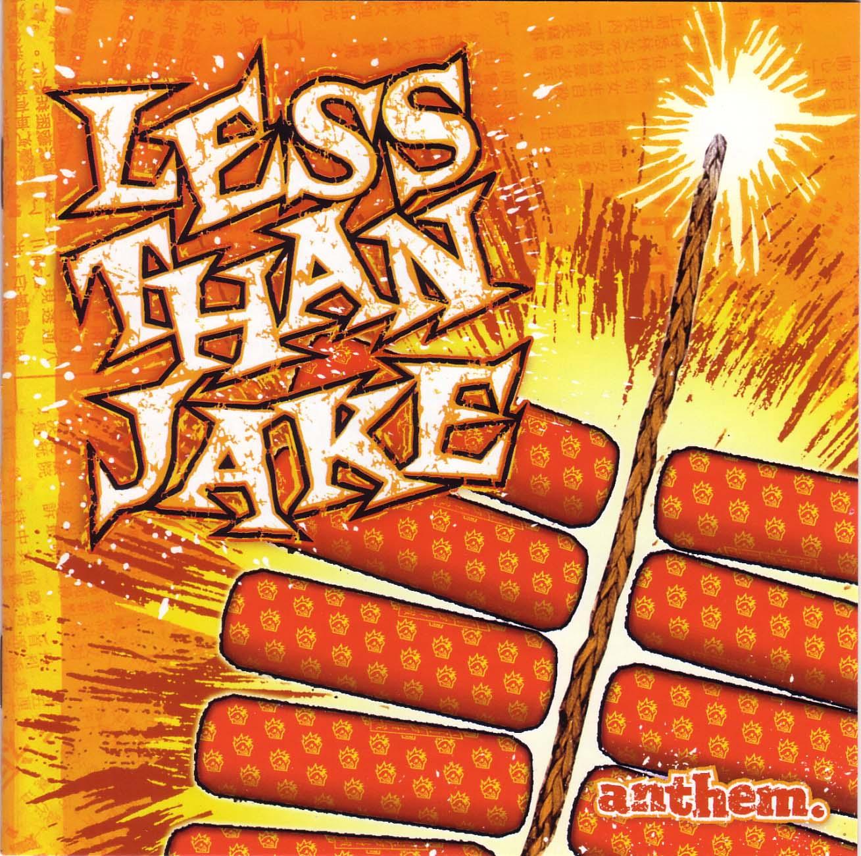 leaky music  u266a  less than jake