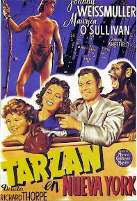 Tarzán en Nueva York (1942) Descargar y ver Online Gratis