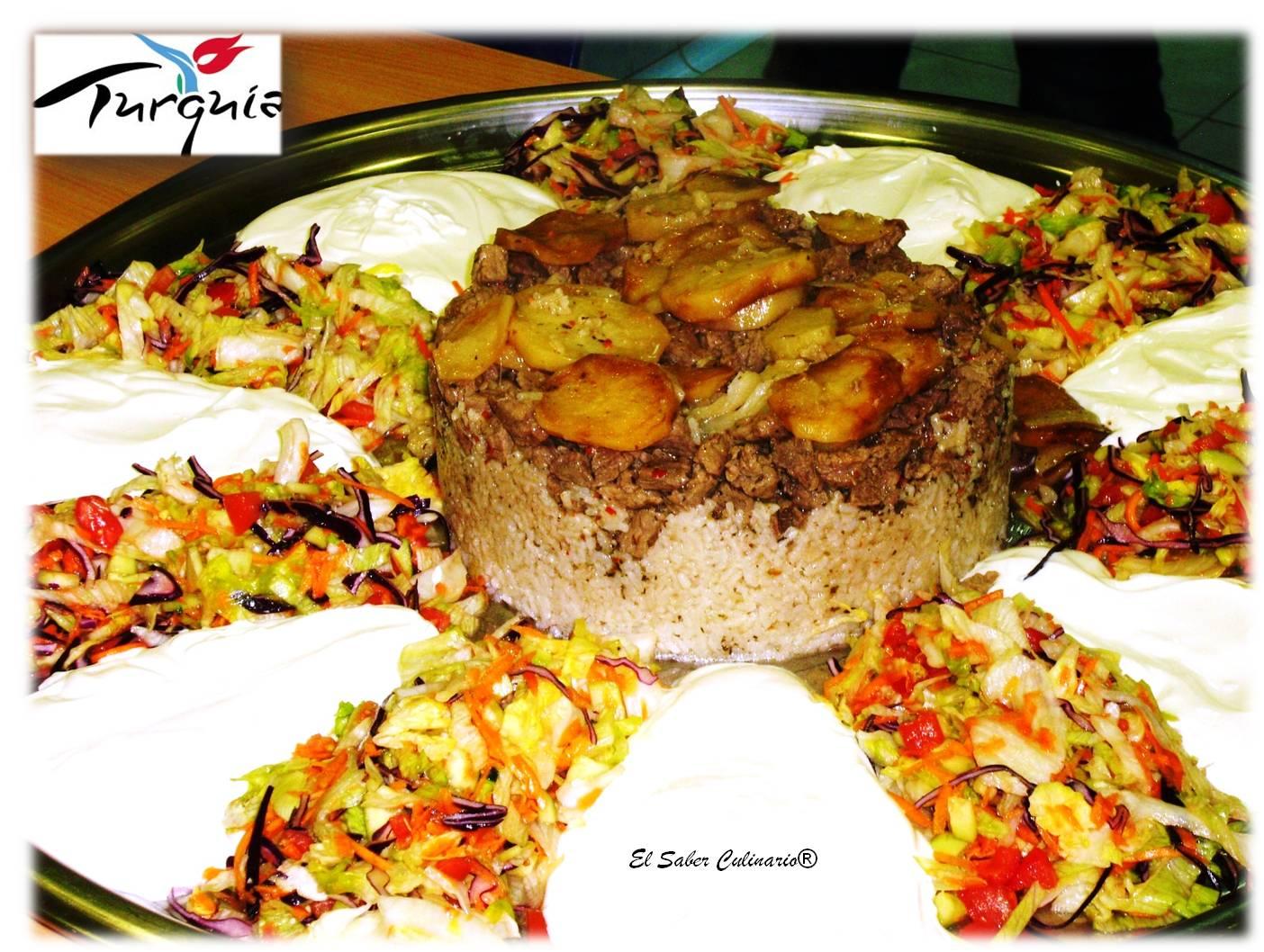 cocina turca recetas de concurso 1 parte el saber