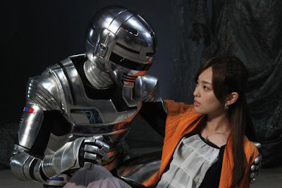 New Space Sheriff Gavan Film Images Posted