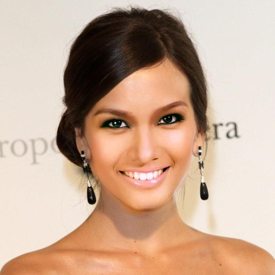 Janine Tugonon is Miss Universe 2012 won First Runner-up