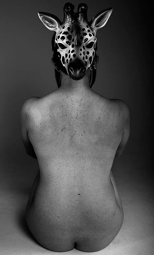 Fotografía, cuerpos y reflexión de Zachery Gartner