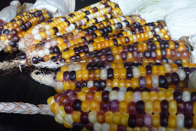 glass bead corn