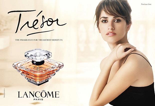 Penelope Cruz w kampanii Tresor