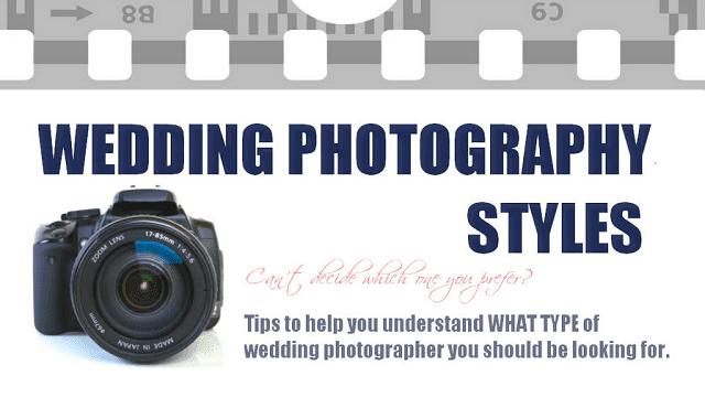 Image: Wedding Photography Styles