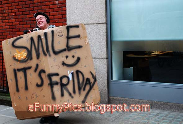 Smile Its Friday