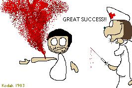 exame de sangue e hemorragia