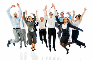 Happy Employees - Generic Business Image