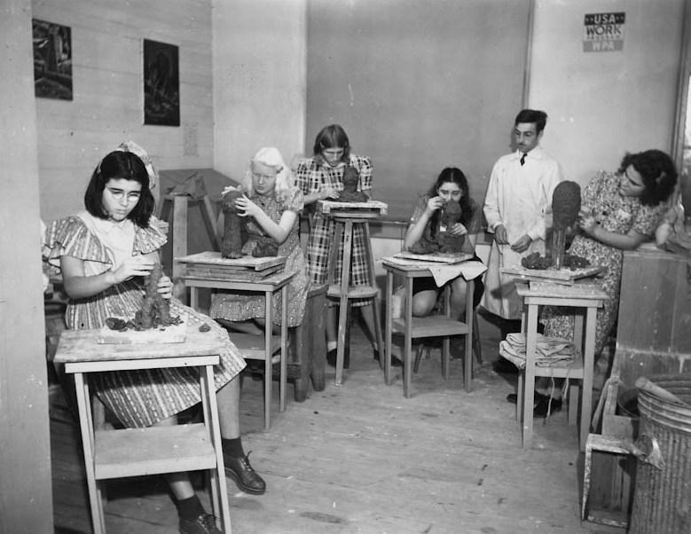 Art Classes For Kids Salem Oregon