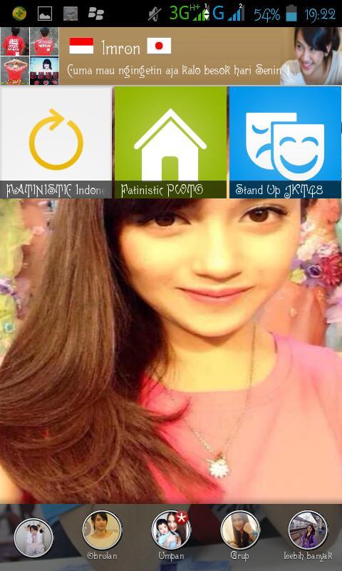 Grup BBM Android JKT48