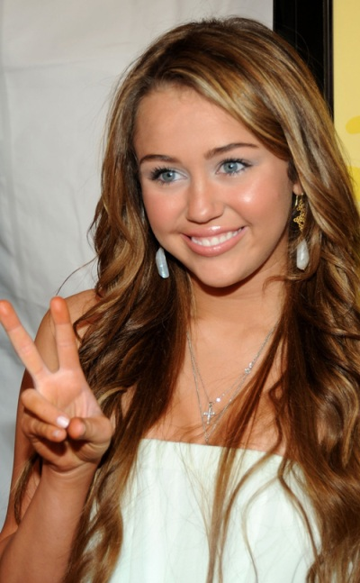 a atriz e cantora Miley Cyrus afirmou que n o tem estilo na hora de se