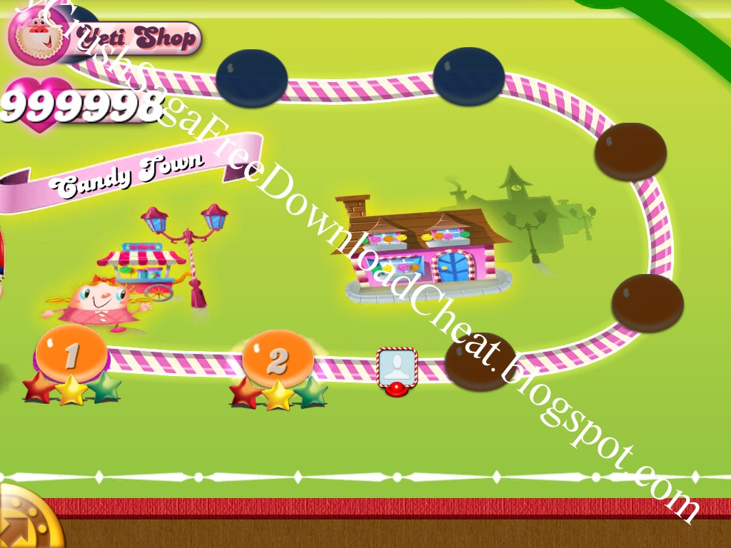 Candy Crush Saga Free Download Cheat [Ipad/Iphone/Ipod]