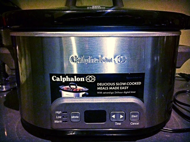 Bed Bath and Beyond crockpot, slow cooker, Crockpots