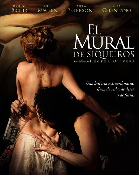 Red literaria del sureste de cine el mural de siqueiros for El mural pelicula argentina