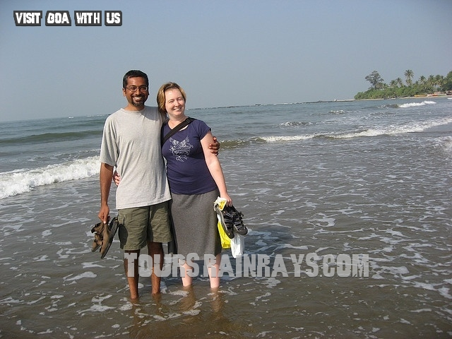 Arambol Barch Goa India. Visit Indian in best tour deal, Get tour where you want