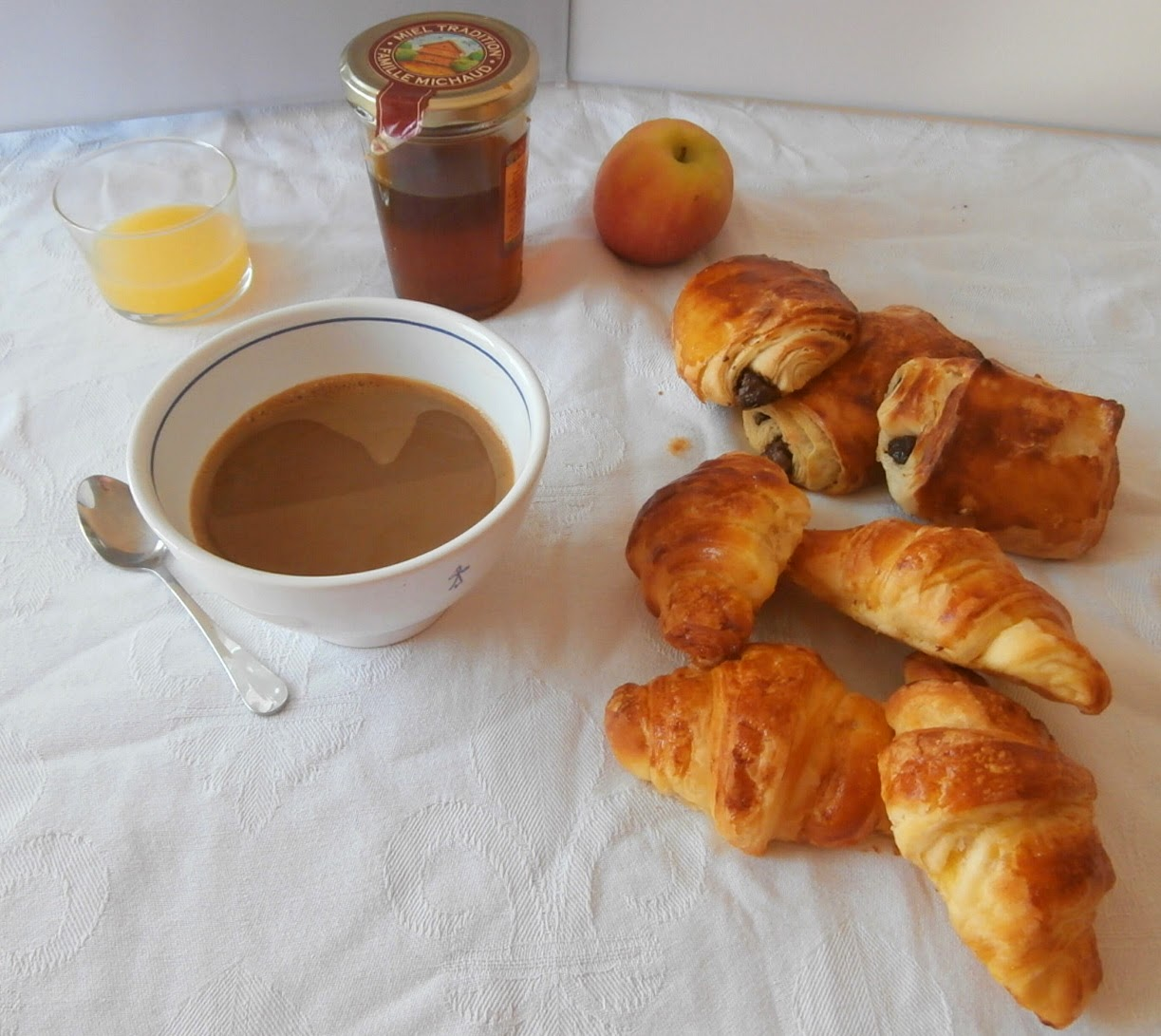 My Culinary Curriculum Croissants Et Pains Au Chocolat Maison
