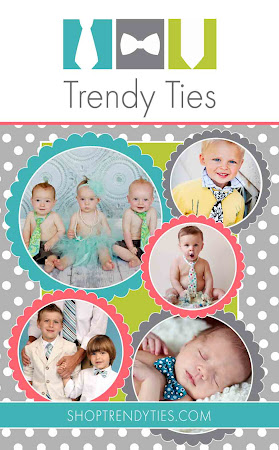 Trendy Ties
