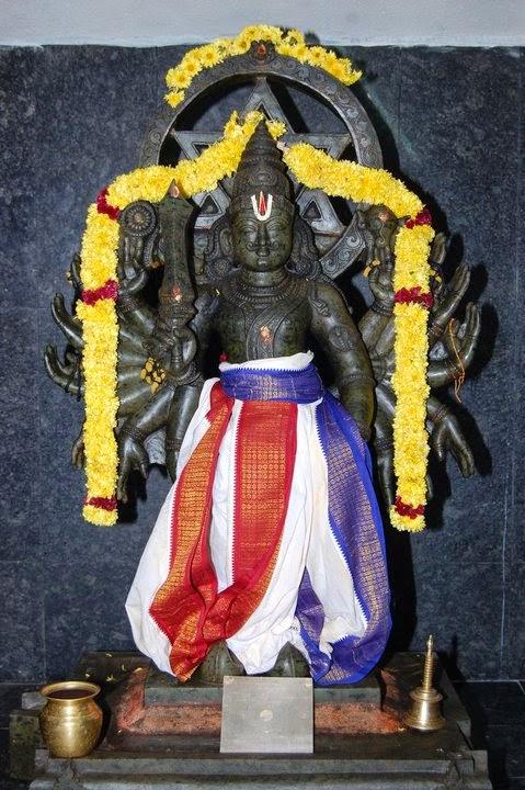 Kaartha Veeryarjuna Stotram Karthaveeryarjuna-avatar-of-sudarshanachakra