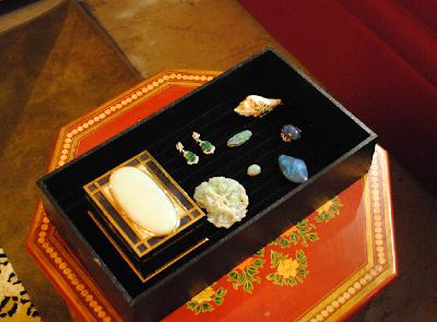Opal, gems, jewels