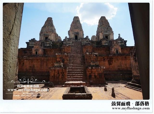 Travel Cambodia 2015 | 大吴哥城之灵魂重生之处 《比粒寺》 Pre Rup (4)