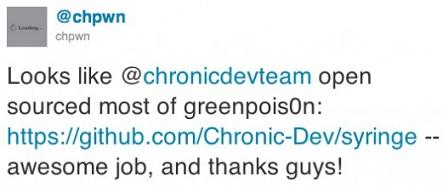 Green-Poison:-The-Chronic-Dev-Team-Makes-Available-Source-Code-GreenPois0n