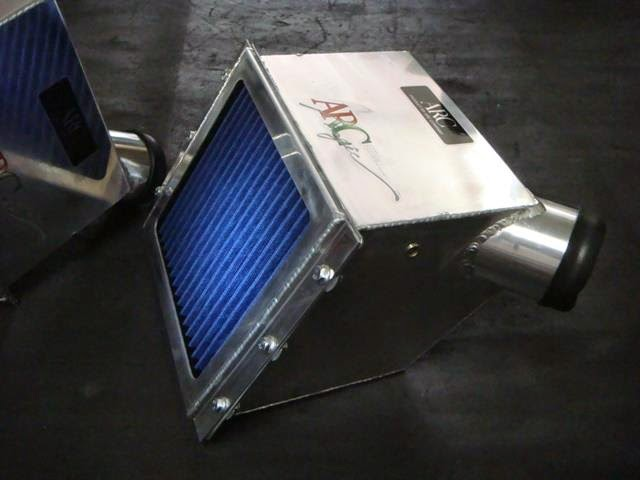 Topsound performance arc aluminum super induction air