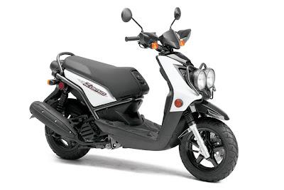 2012 Yamaha Zuma 125 Photo 1
