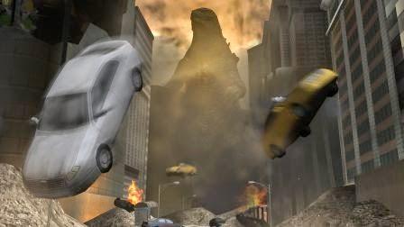 Godzilla: Strike Zone Apk