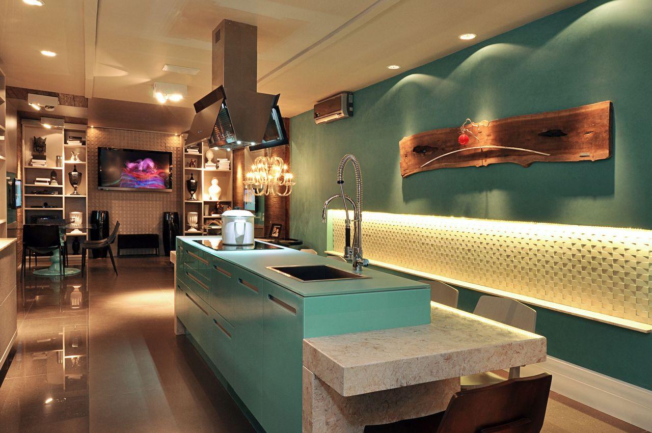 Cozinha Casa Cor Best Casa Cor Sp A Super Cozinha Urbana De