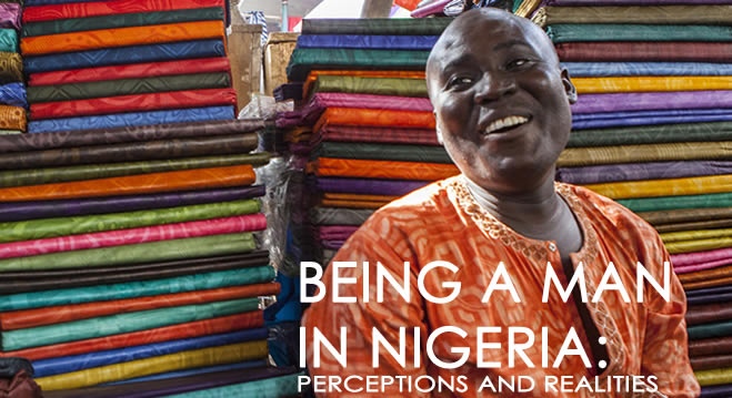 BEING A MAN IN NIGERIA - THE eBook