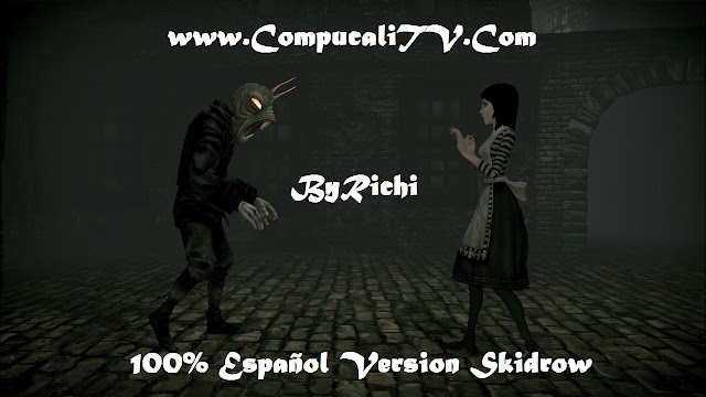 Capturas propias Alice Madness Returns PC Full Skidrow