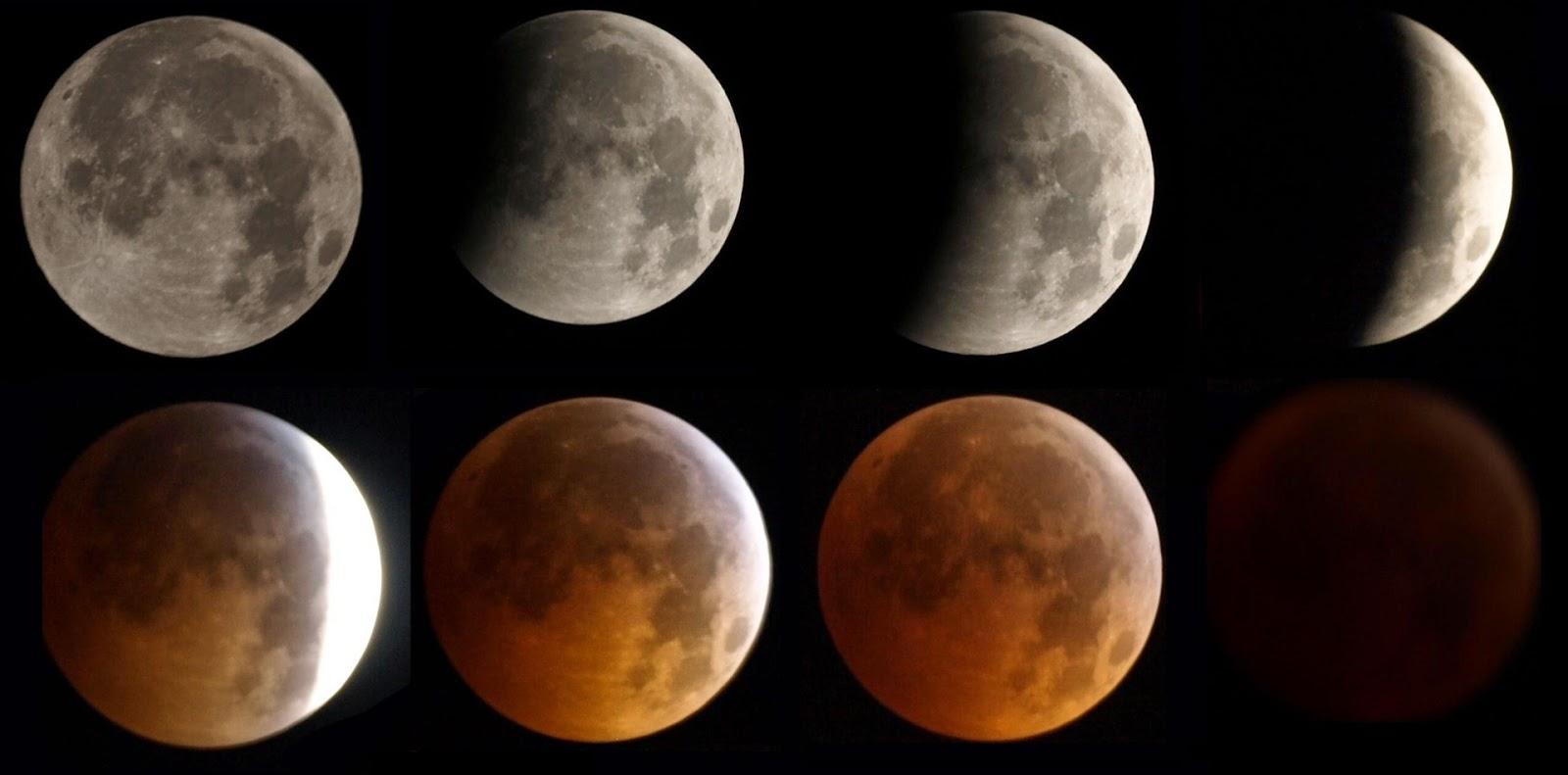 Fenômeno Lua de Sangue