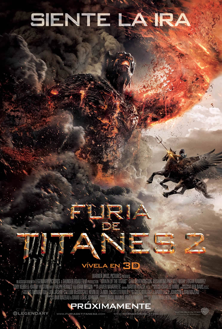 Ver Furia de Titanes 2 online