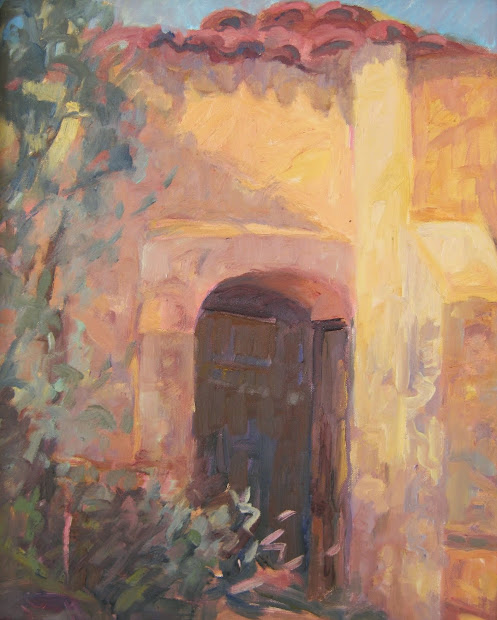 La Puerta, Canyon Road
